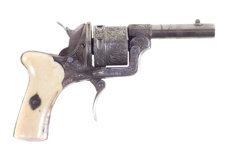 Lot 36 - Deactivated .22 pocket revolver