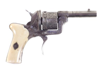 Lot Deactivated .22 pocket revolver