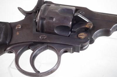 Lot Deactivated Webley MkVI .455 service revolver
