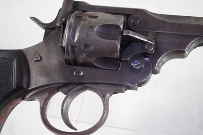 Lot 39 - Deactivated Webley MkVI .455 service revolver