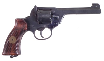 Lot Deactivated Enfield No.2 MkI* .38 revolver