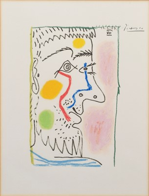 Lot 46 - Pablo Picasso (Spanish 1881-1973)