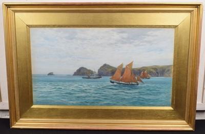 Lot 41 - Cyril Ward R.C.A. (British 1863-1935)