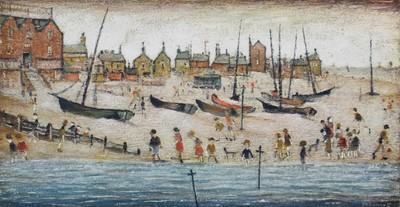 Lot L.S. Lowry R.A. (British 1887-1976)