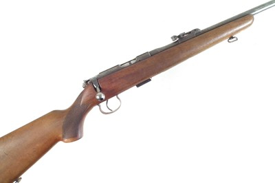 Lot Brno . 22LR bolt action rifle serial number 31589