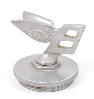 Lot 114 - Bentley 'Flying B' Car Mascot