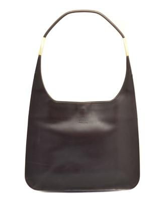 Lot A Gucci Vintage Shoulder Bag