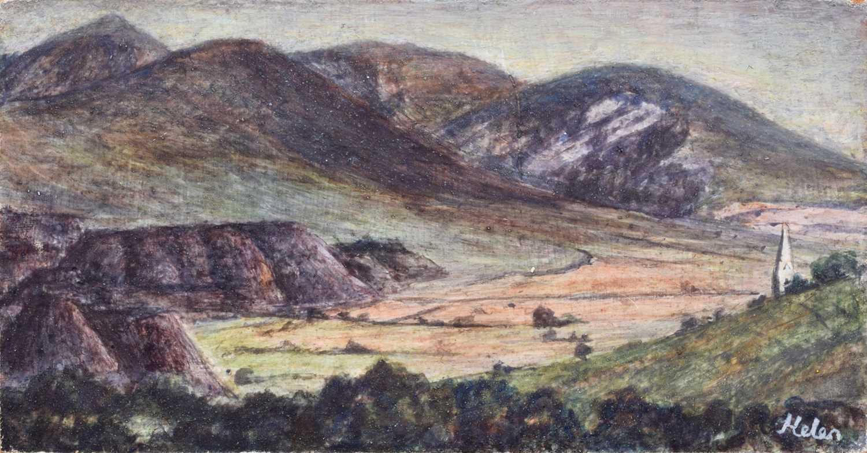 Lot 1 - Helen Clapcott (British 1952-)