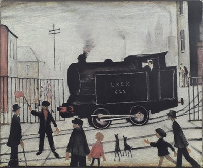 Lot 5 - L.S. Lowry R.A. (British 1887-1976)