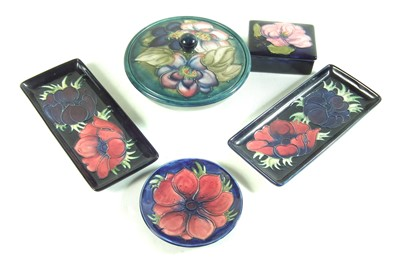 Lot 138 - Collection of Moorcroft