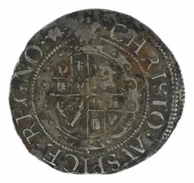 Lot 7 - King Charles I, Groat, Aberystwyth.