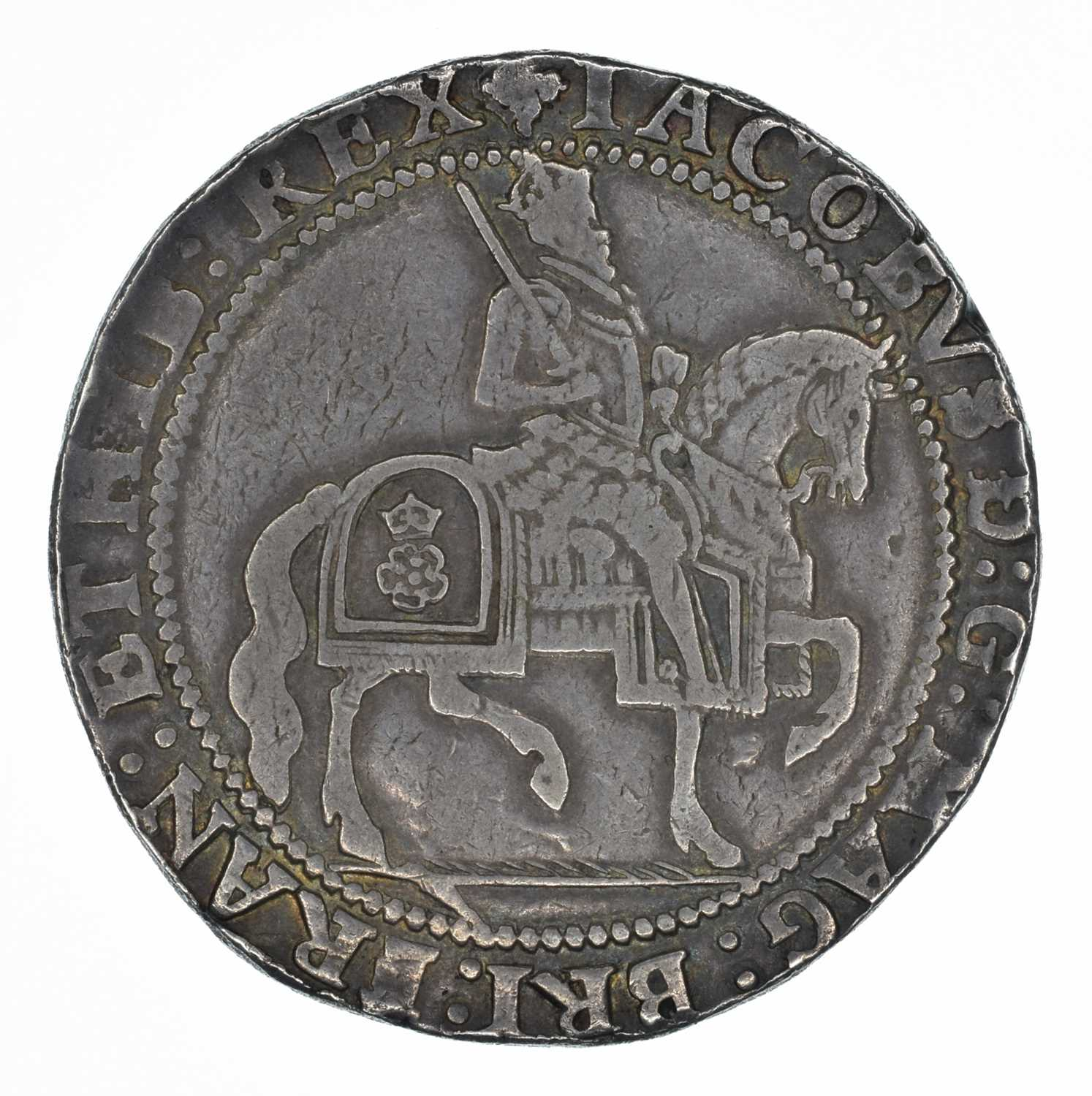 Lot 6 - King James I, Crown, 1624.