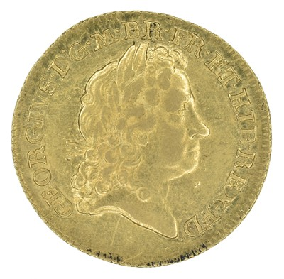 Lot 32 - King George I, Guinea, 1715.