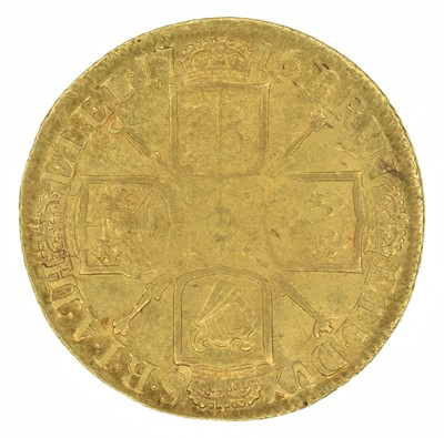 Lot 34 - King George I, Guinea, 1716.