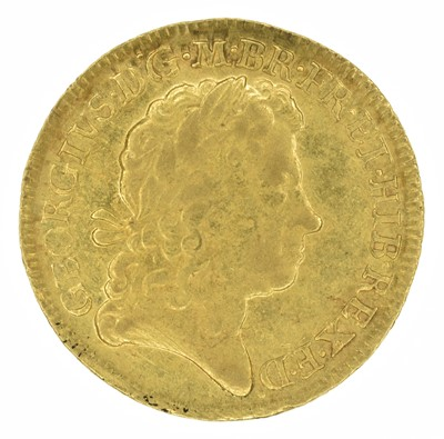 Lot 34 - King George I, Guinea, 1716.