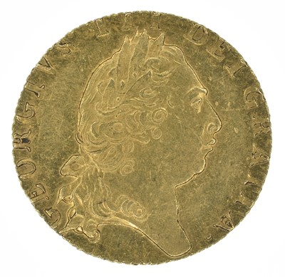 Lot 50 - King George III, Guinea, 1798.