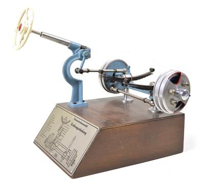 Lot 122 - Hohm 1950 Steering Automotive Demonstration Model