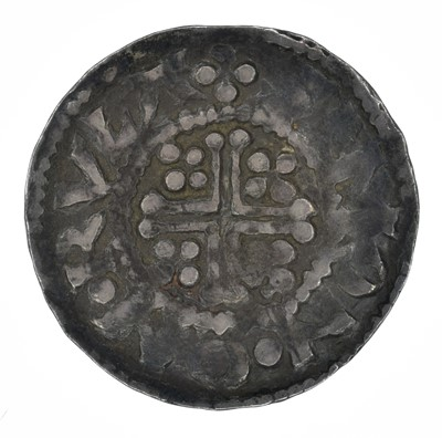 Lot 1 - Henry II (1154-1189), Penny, Short cross issue, Rhuddlan.