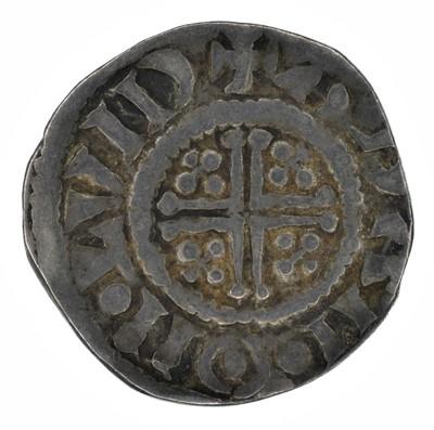 Lot 2 - John 1199-1216, Penny, Short Cross type, London mint.