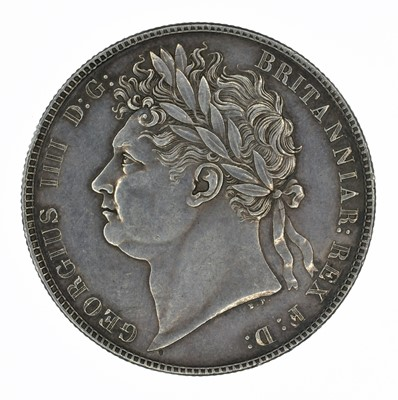 Lot 56 - King George IV, Halfcrown, 1820.