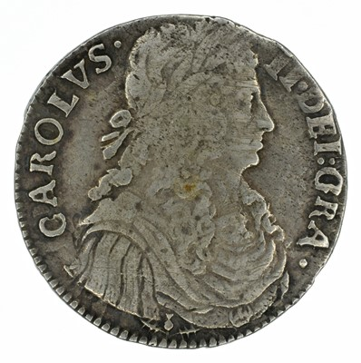 Lot 12 - Scotland, King Charles II, Merk, 1671.