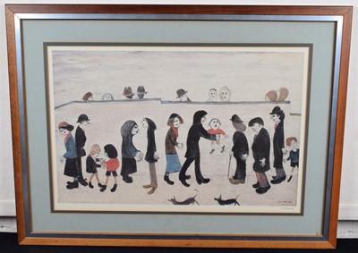 Lot 110 - L.S. Lowry R.A. (British 1887-1976)