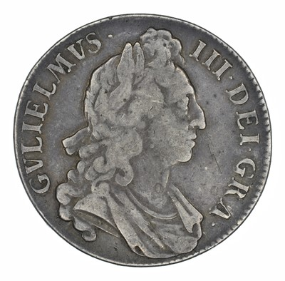 Lot 21 - King William III, Crown, 1695 OCTAVO.