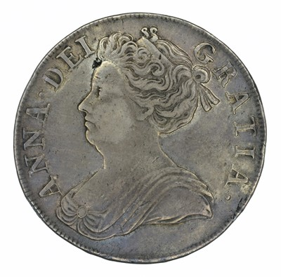 Lot 30 - Queen Anne, Crown, 1713 DVODECIMO.