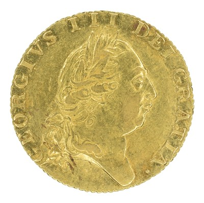 Lot 48 - King George III, Guinea, 1787.