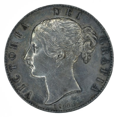 Lot 60 - Queen Victoria, Crown, 1844.