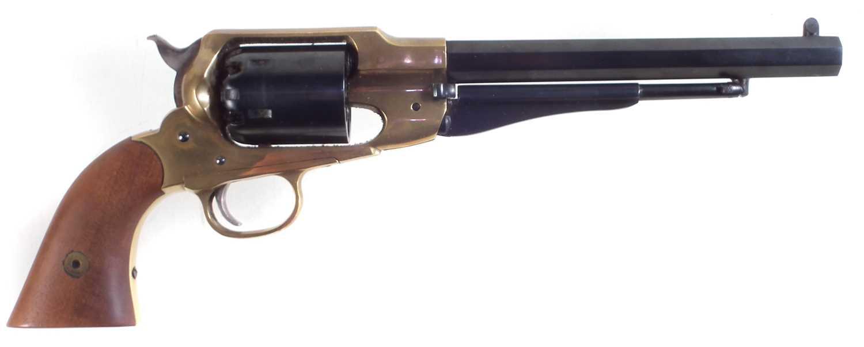Lot 19 - Pietta Inert replica of a Remington 1858 .44 calibre revolver