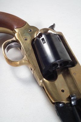 Lot Pietta Inert replica of a Remington 1858 .44 calibre revolver