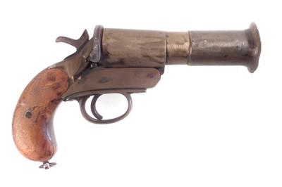 Lot Deactivated Webley flare gun