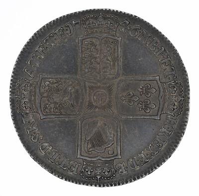 Lot 41 - King George II, Crown, 1746 LIMA