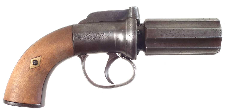 Lot Percussion pepperpot pistol