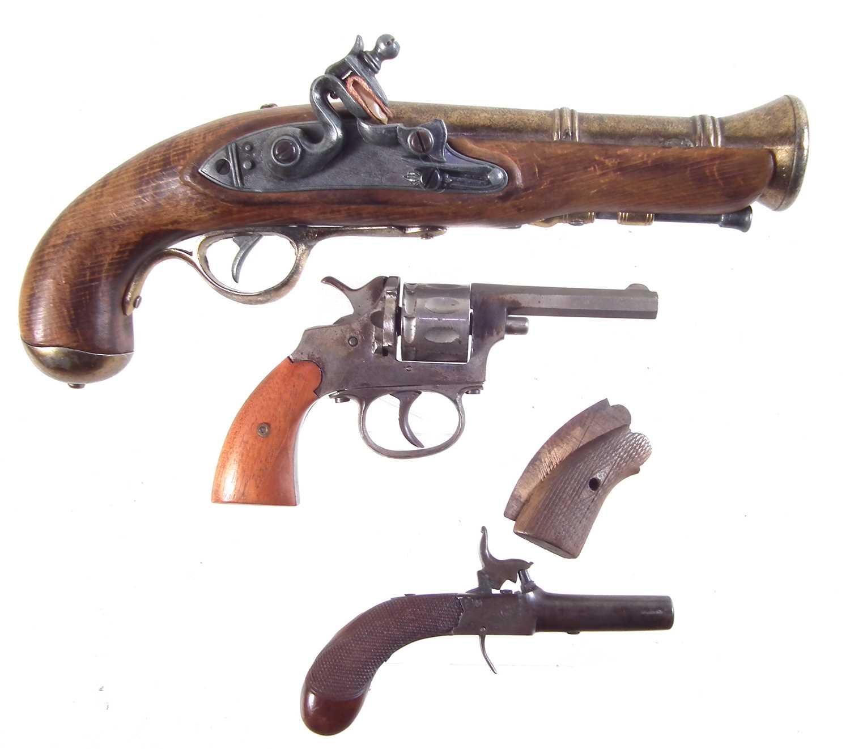 Lot 8 - Three guns