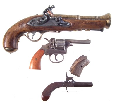 Lot Three guns
