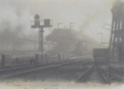 Lot 6 - Martin Dobson (British 1947-)