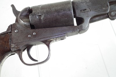 Lot Percussion Colt type revolver probably by Clement arms