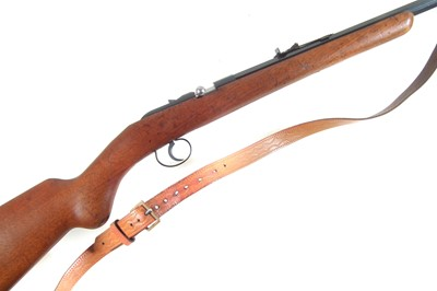 Lot Husqvarna Model 155A .22lr bolt action rifle