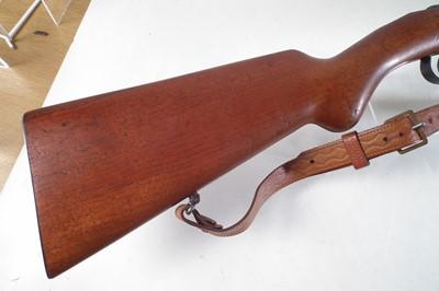 Lot Husqvarna Model 155A .22lr bolt action rifle