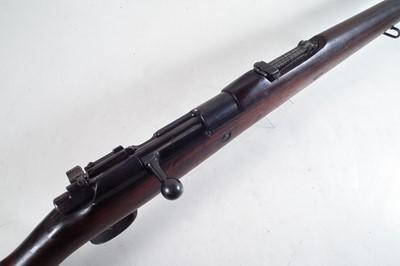 Lot DWM Portugeuse Mauser 7.92 bolt action rifle