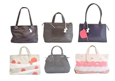 Lot 101 - A selection of Radley handbags