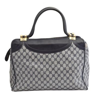Lot A vintage Gucci weekend bag