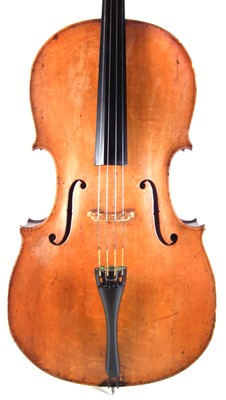 Lot 11 - Mittenwald Cello in case