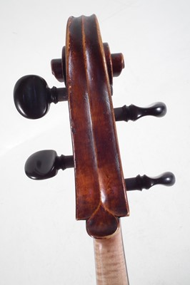 Lot 11 - Mittenwald Cello in case