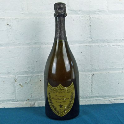 Lot 18 - 1 bottle Champagne 'Dom Perignon' 1990