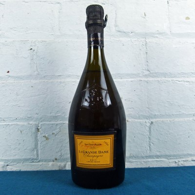 Lot 20 - 1 bottle Champagne Veuve Clicquot 'La Grande Dame' Brut 1990
