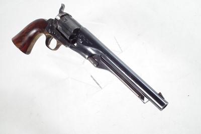 Lot 14 - Uberti Colt 1860 model army .44 percussion revolver