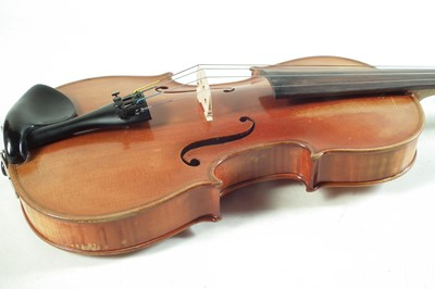 Lot 14 - German violin